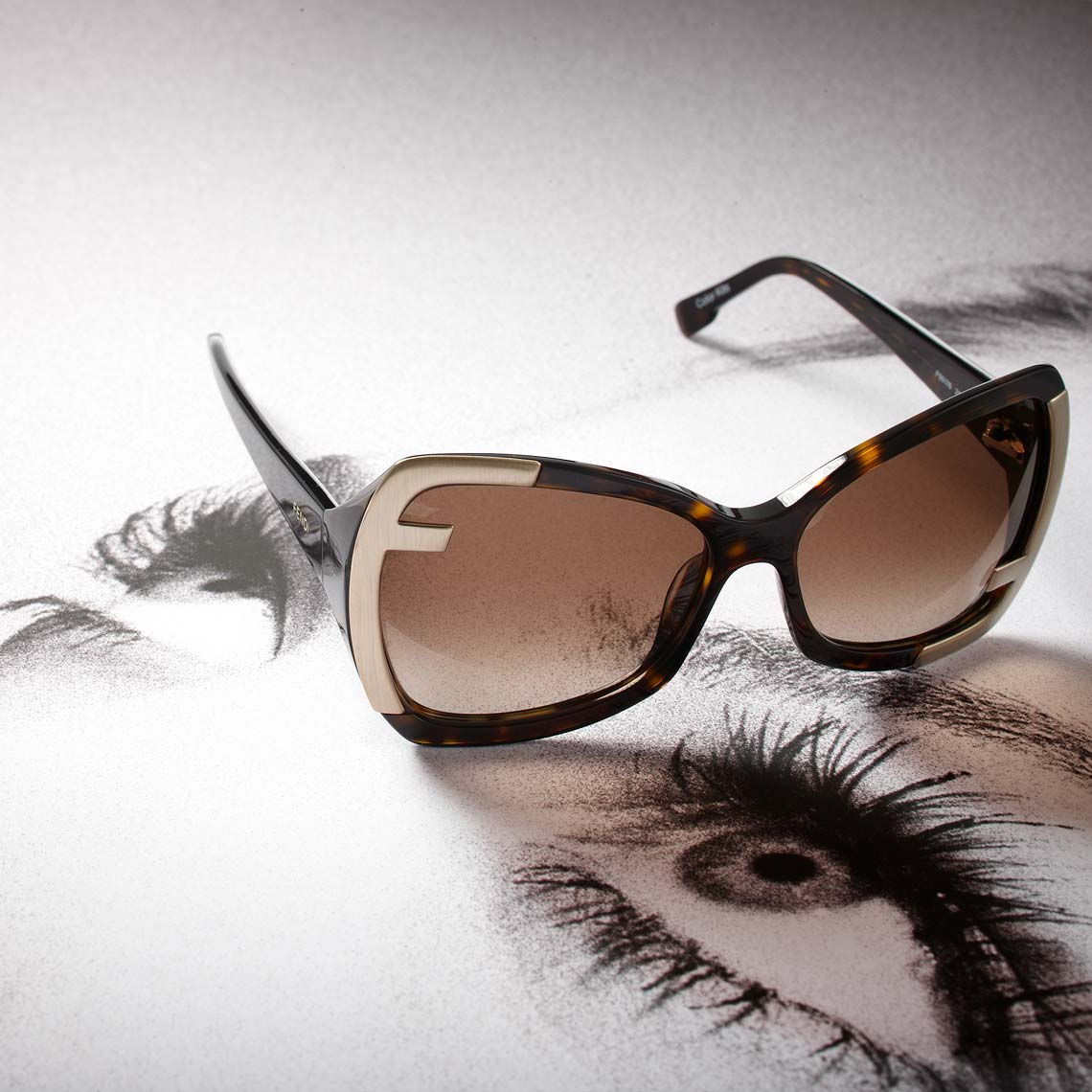 Jeff Stephens | Designer Sunglasses with Beauty prints