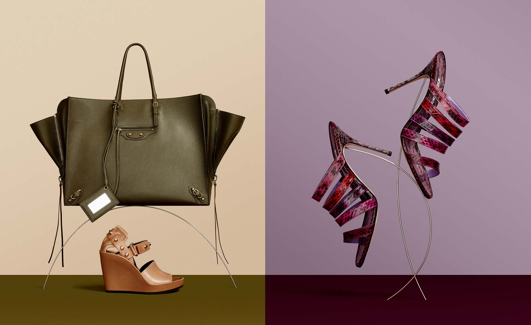 Jeff Stephens - Neiman Marcus Shoe and Handbag