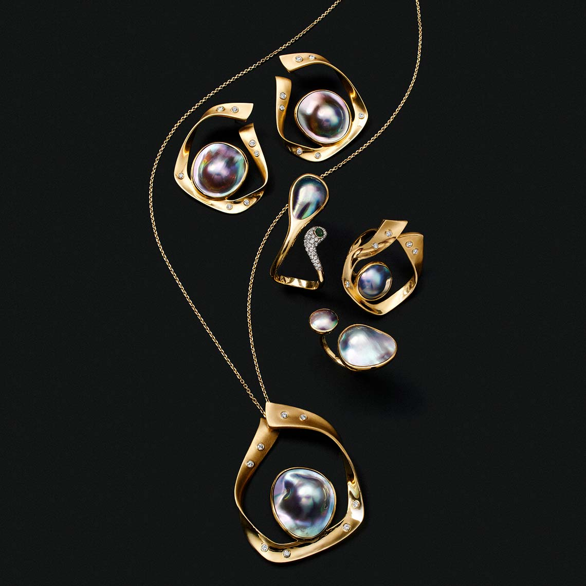 Jeff Stephens Jewelry Photography | Designer Jewelry
