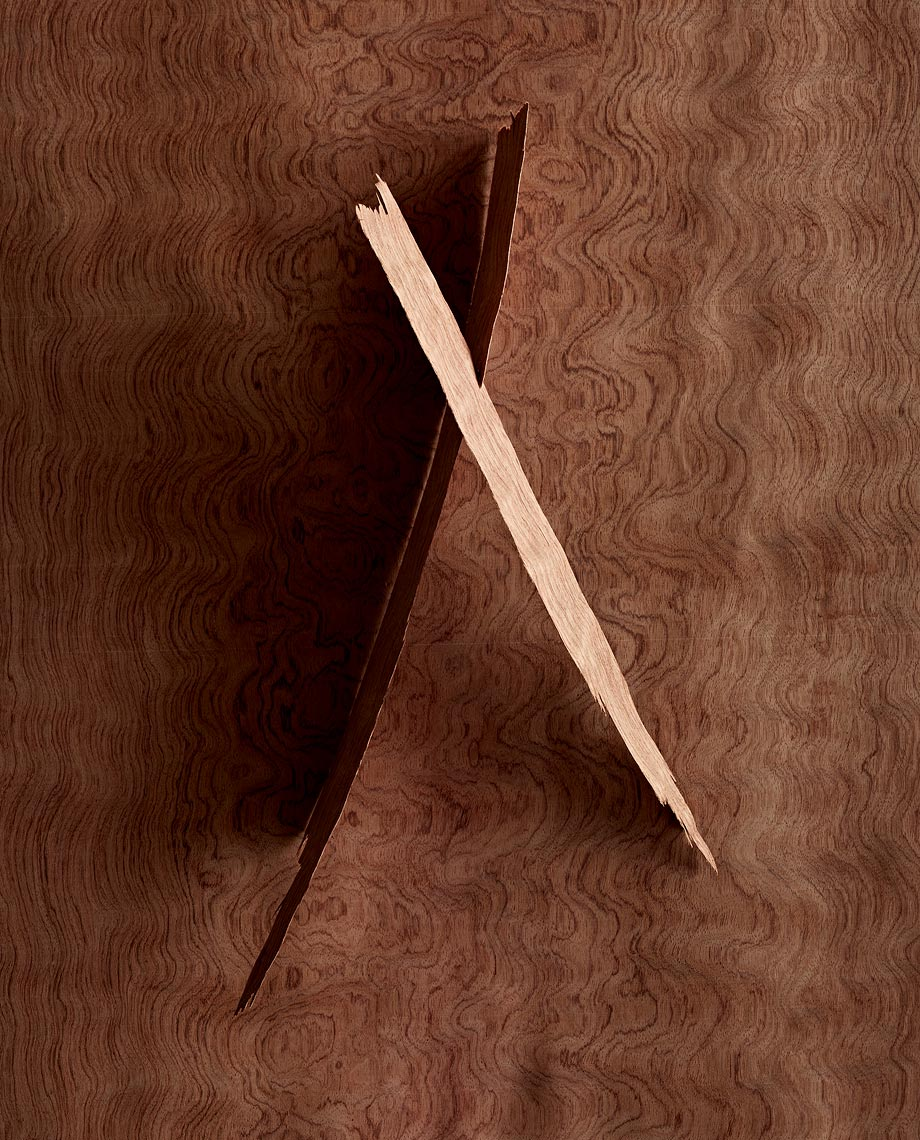 Jeff Stephens - Abstract Wood